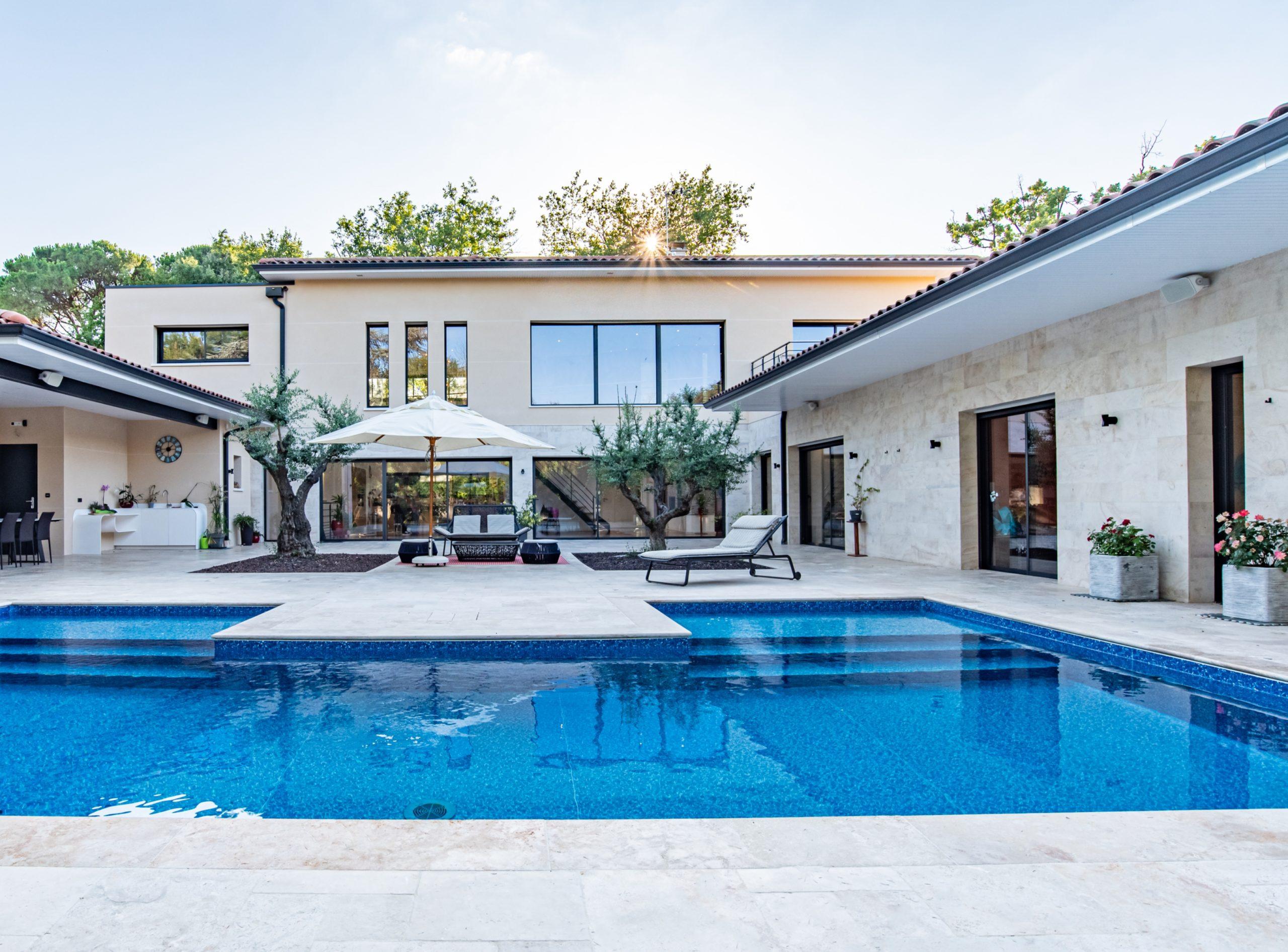 Grand Construction - Villa contemporaine n19