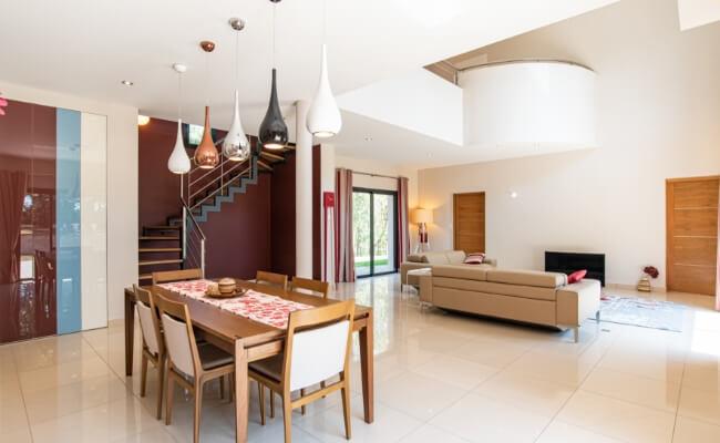 Grand Construction - Photo maison intérieur