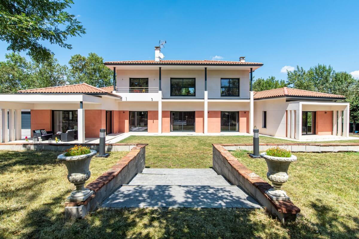 Grand Construction - Villa contemporaine n65
