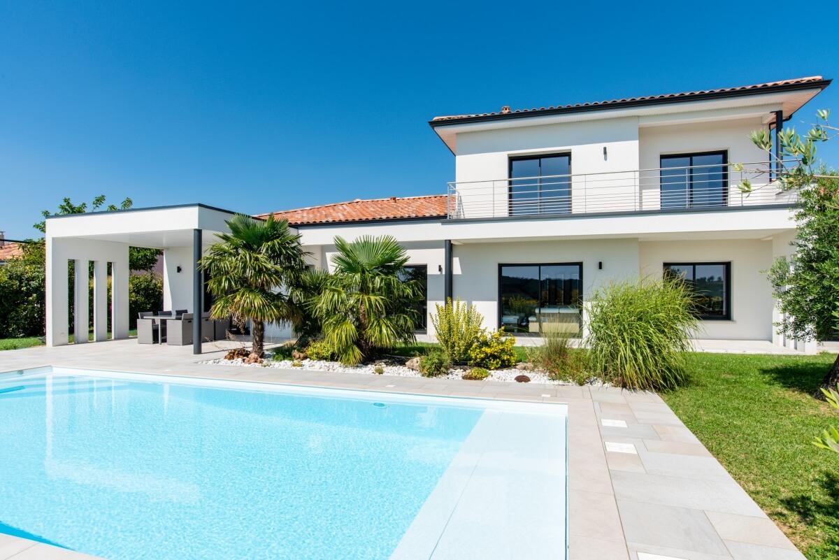 Grand Construction - Villa contemporaine n62