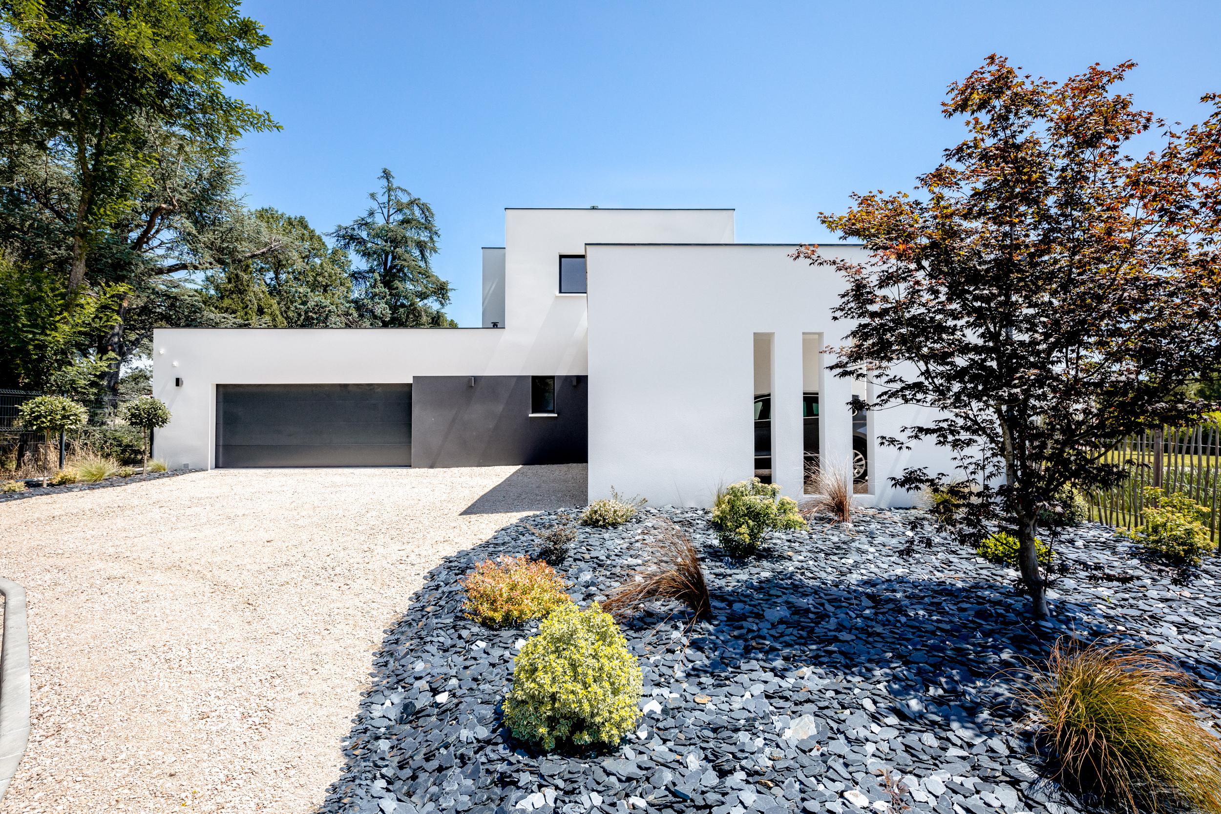 construction maison contemporaine toulouse